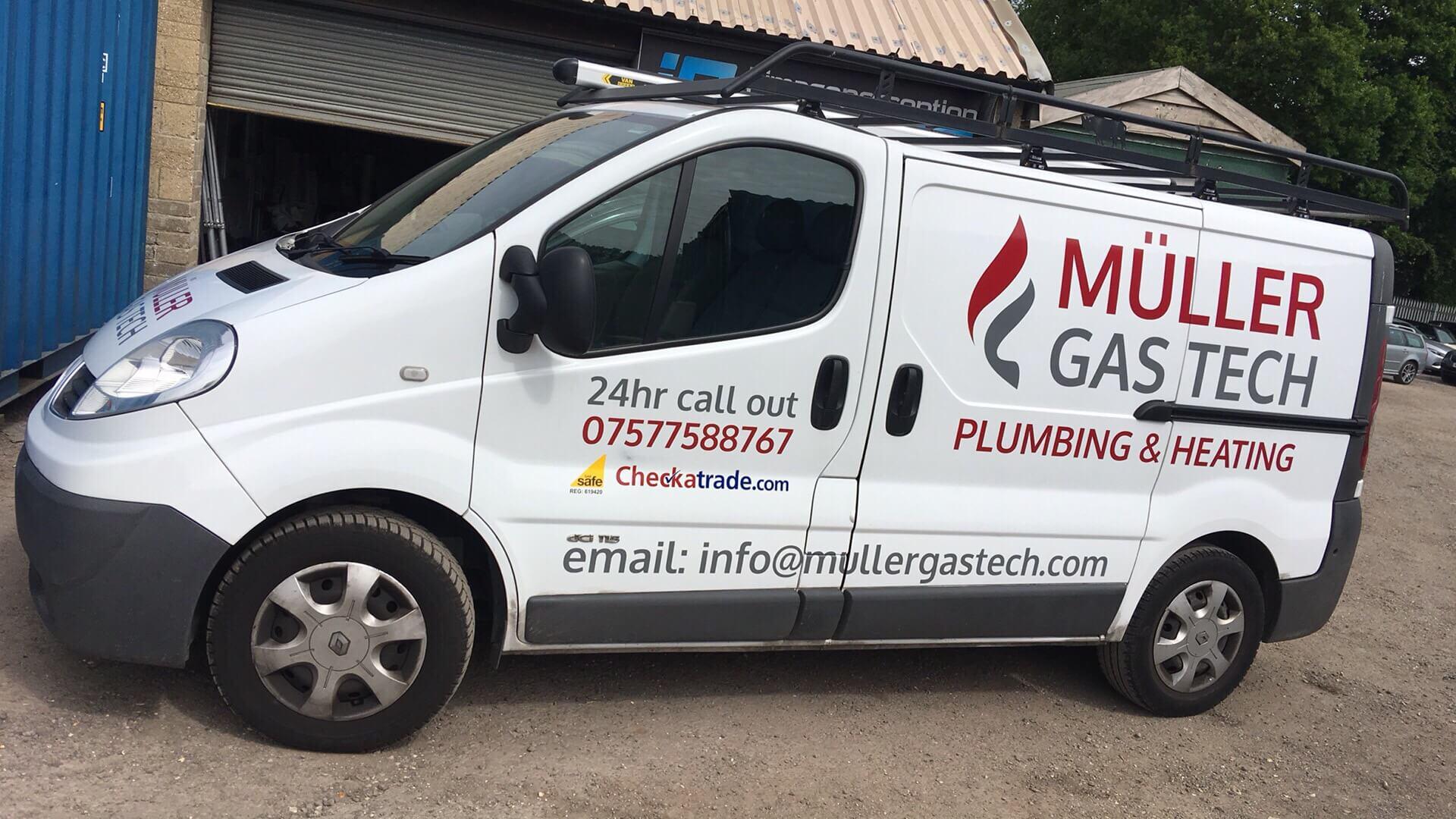 Muller Gast Tech - Plumbing & Heating